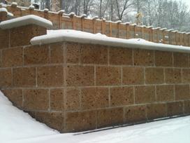 Tuffstein frostsicher