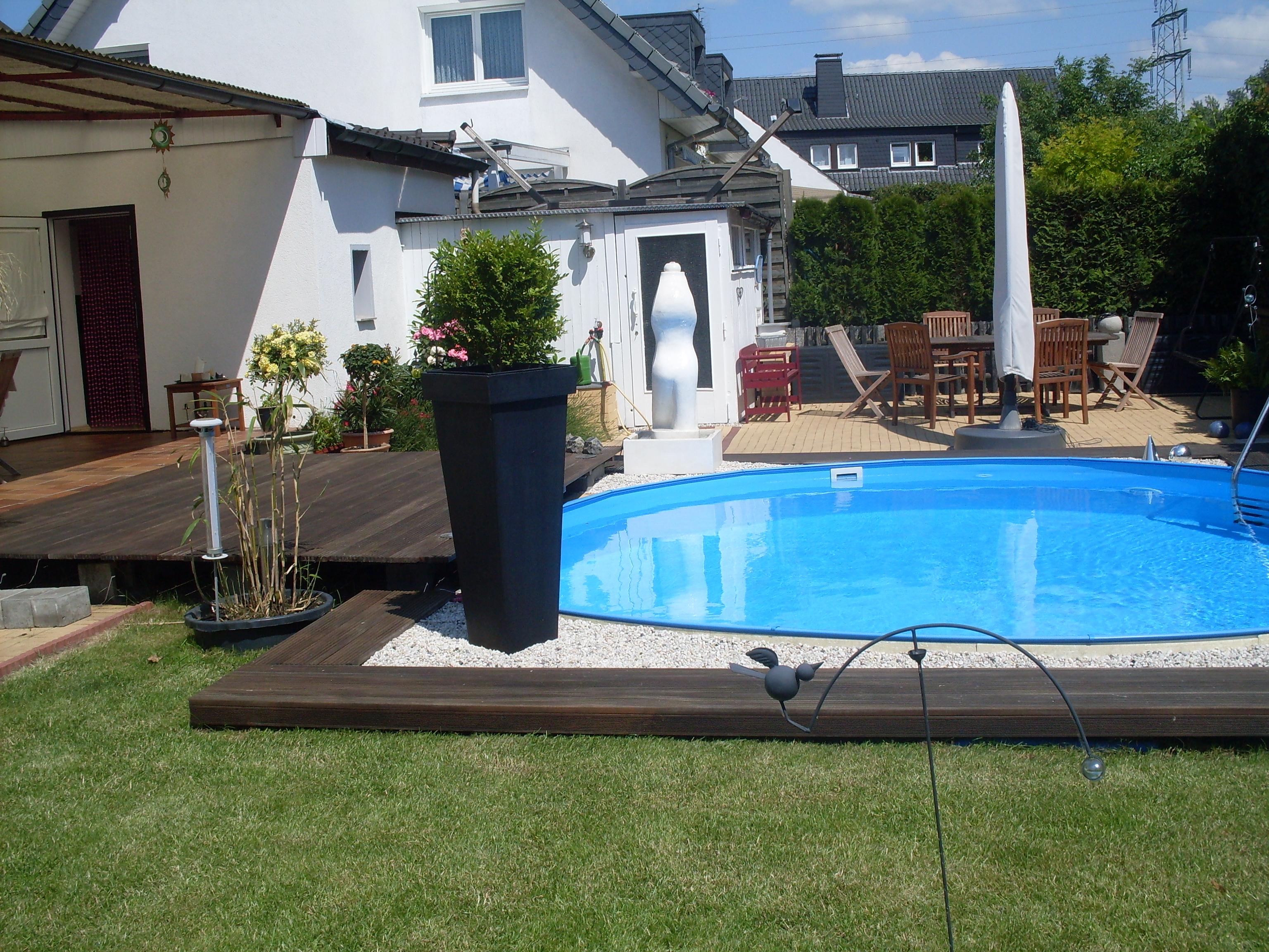 Pool rundbecken 450x150 cm oz ebay for Rundbecken pool